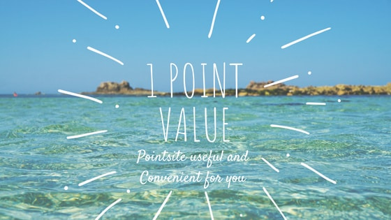 1point-value