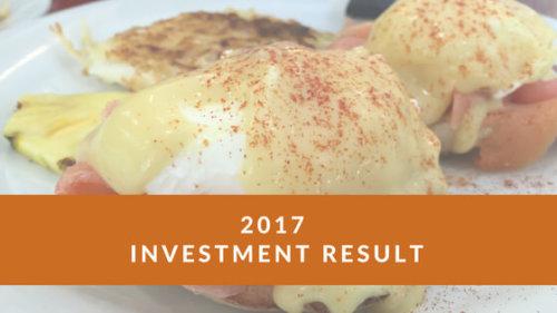 2017年4~12月の運用結果。投資初心者でも資産が増やせるバランスファンド!