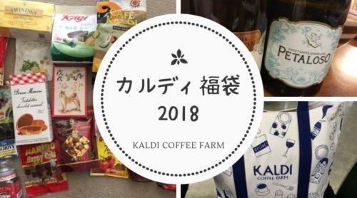 【ネタバレ】カルディの食品福袋2018をゲット♪気になる中身を公開!