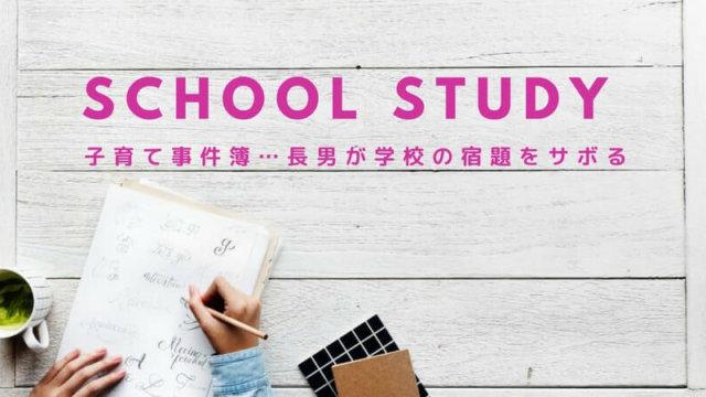 SCHOOL STUDY