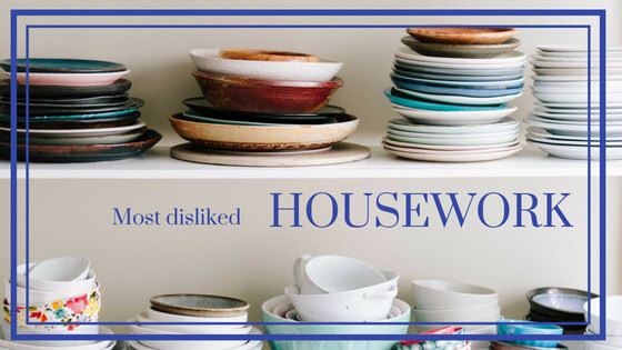 most-disliked-housework