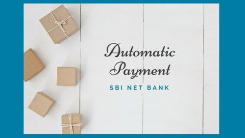 【住信SBIネット銀行】手数料無料の定額自動入金・振込で、借金返済の振込忘れを予防!