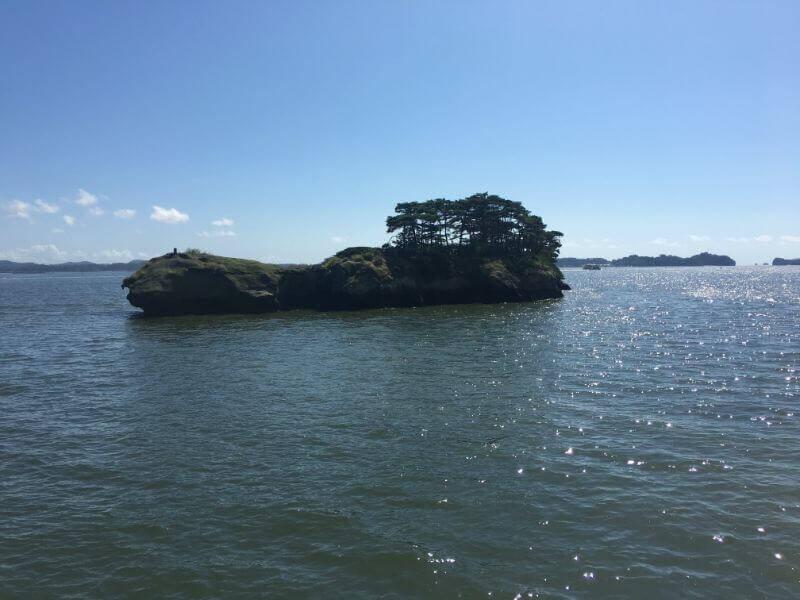 松島観光船|在城島