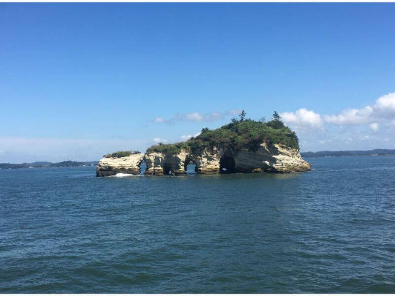 松島観光船|鐘島