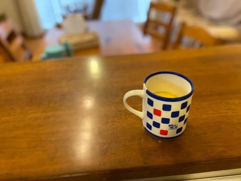 マグカップ|iPhone11で撮影(ポートレートモード)