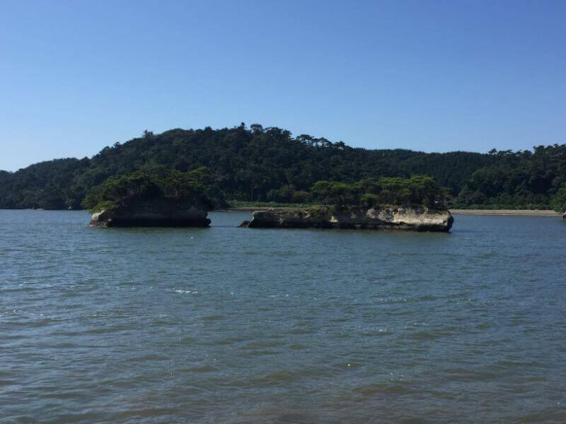松島観光船|夫婦島