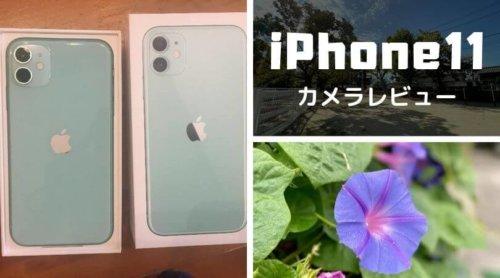 写真好きが選んだiPhone11のカメラレビュー|iPhone11 Proじゃなくても大満足!
